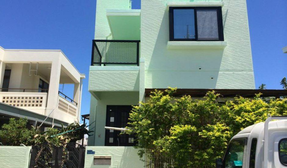 外壁改修・塗装・防水 After.1