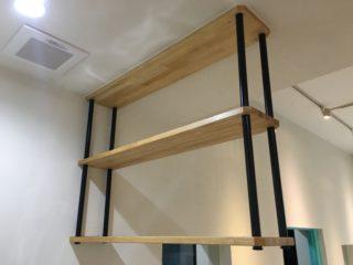 美容室吊り棚