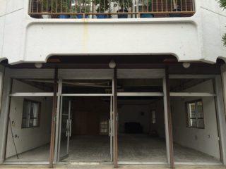 沖縄県浦添市の美容室リフォームビフォー写真