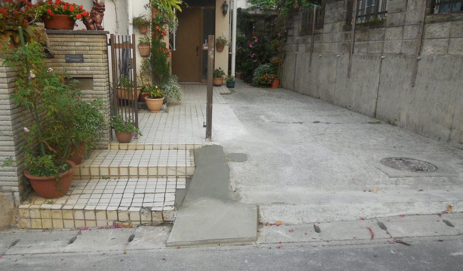 駐車スペース拡張After002