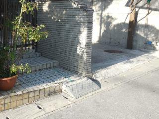 駐車スペース拡張Before005