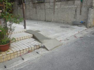 駐車スペース拡張After006