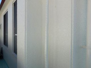壁面 施工後3