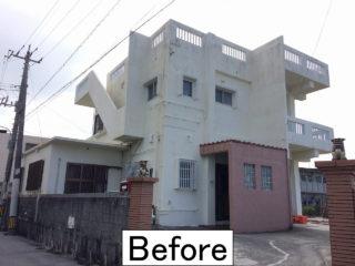 沖縄 リフォーム 塗装 施工事例0006_3