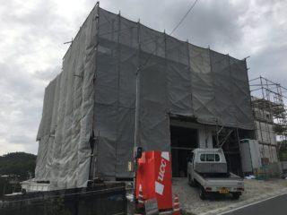 新築 一戸建て 塗装2