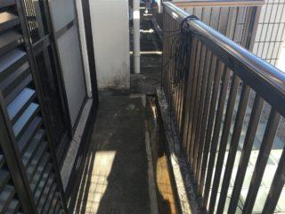 沖縄 集合住宅 _0002 ベランダ防水工事4