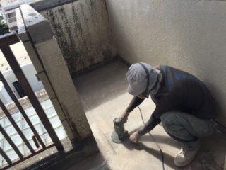 沖縄 集合住宅 _0002 ベランダ防水工事6