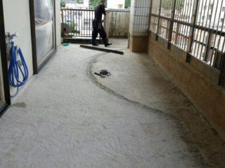 沖縄 集合住宅 _0002 ベランダ防水工事7