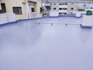 沖縄 リフォーム 食品工場 防水工事